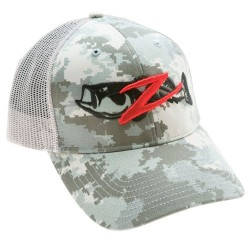 Z-Man® Bass Trucker Digital Camo Hat