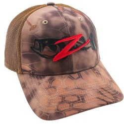 Z-Man® Bass Trucker Kryptek Camo Hat